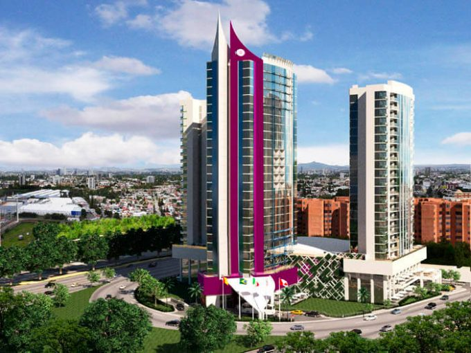 Iconia Cubos – Hard rock hotel Guadalajara